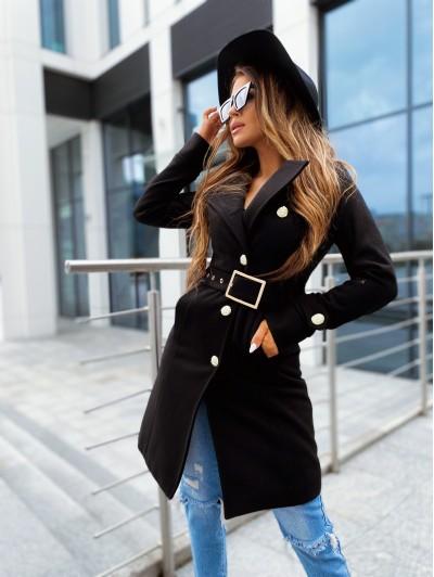 Płaszcz SEATTLE Czarny